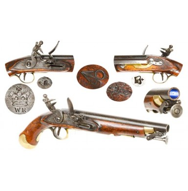 British Pattern 1824 Sea Service Pistol