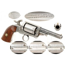 Whitney Walking Beam Revolver - Fine