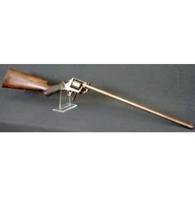 Extremely Scarce TRANTER Revolving Rifle
