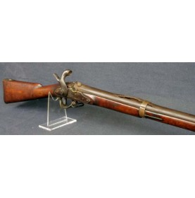 Crimean War Russian M-1828/44 Tula Arsenal Musket