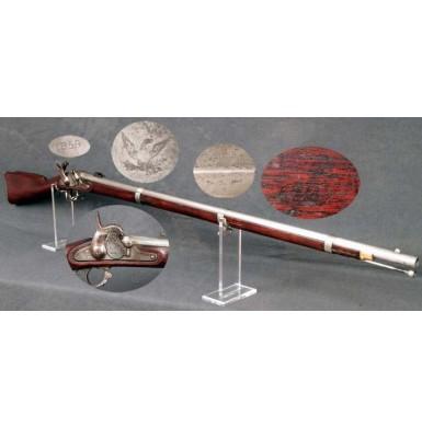 M-1858 Cadet Rifle-Musket - VERY SCARCE