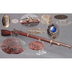 Confederate Fayetteville Rifle