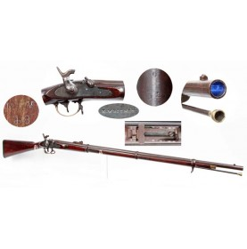 Whitney Enfield Rifle Musket - FINE