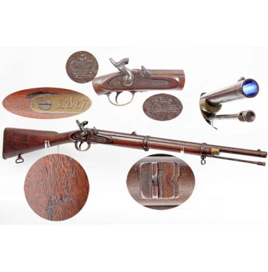 Confederate Purchased & Numbered Enfield Artillery Carbine