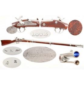 Philadelphia Contract US M-1861 Rifle Musket - Scarce
