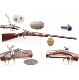 Joslyn M-1855 Monkey Tail Carbine - Very Rare