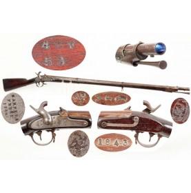 Harper's Ferry M-1842 Musket