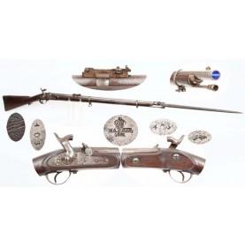 Spanish M-1857 Enfield Rifle - Very Scarce