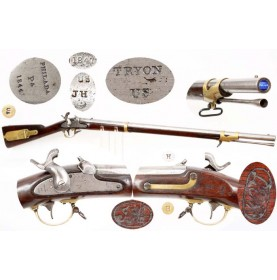1841 Mississippi Rifle by Tryon