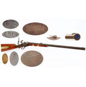 Sharps M-1851 Sporting Rifle - Near Fine
