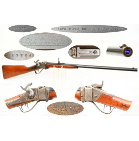 Sharps M-1874 Sporting Rifle - Fine