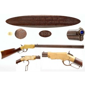 1st DC Cavalry Henry Rifle