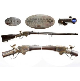 Spencer M1860 Rifle - Very Fine