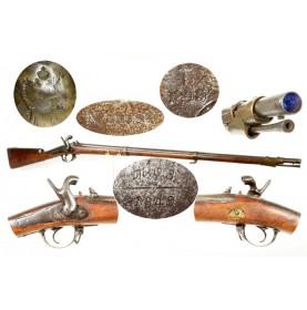 Russian M1845 Musket - Very Rare