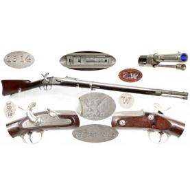 Whitney M1861 Naval Rifle