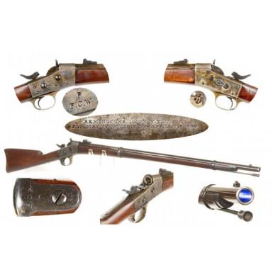 Remington M1867 Navy Rolling Block Cadet Rifle