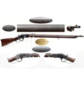 Winchester M-1873 Musket - Fine
