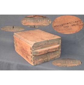 Watertown Arsenal .54 Ammunition Crate